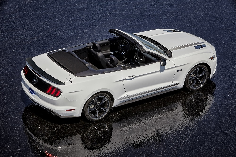 Foto de Ford Mustang California Special (3/6)