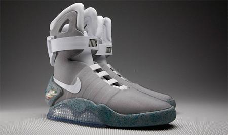"""Según Nike los tenis de """"Volver al Futuro II"""" llegarán al mercado para el 2015"""