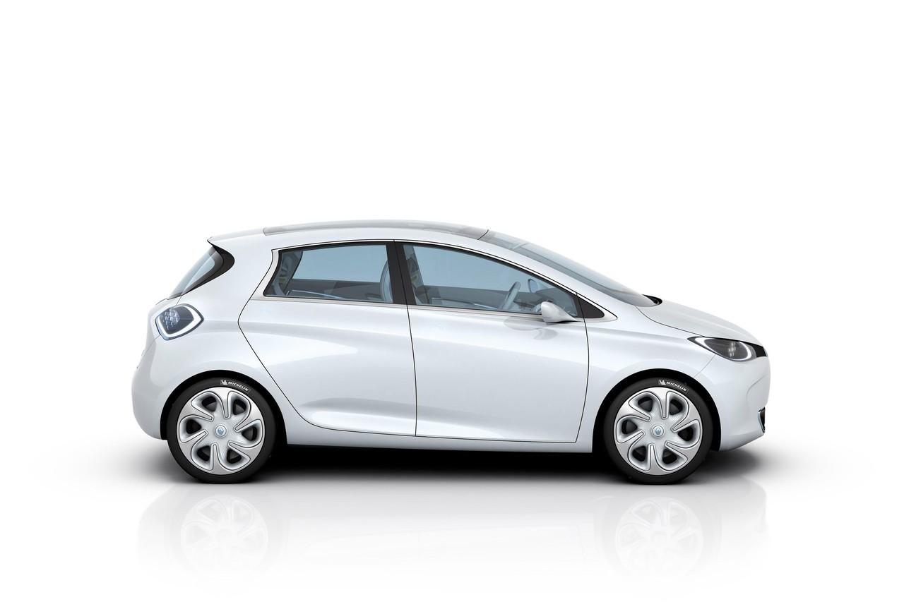 Foto de Renault ZOE Preview (8/16)