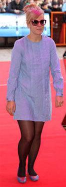 Lily Allen en la premiere de Flashback of a Fool