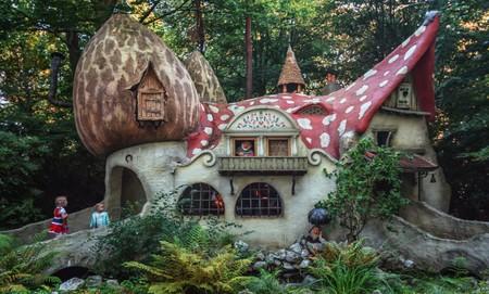 Efteling Theme Park Nature Park