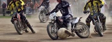 Olvida ya el mundial de fútbol y empieza a soñar con MotoBall: Quizá el mejor deporte de la historia