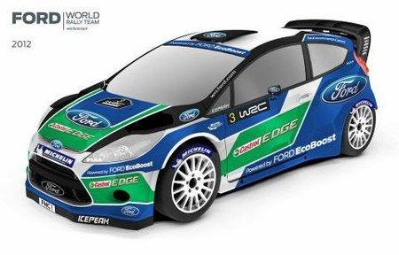 Ford sigue en el WRC y Petter Solberg será su segundo piloto
