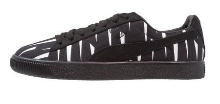 60% de descuento en Zalando en las zapatillas deportivas Puma Clyde Black Rain Naturel: ahora cuestan 43,95 euros