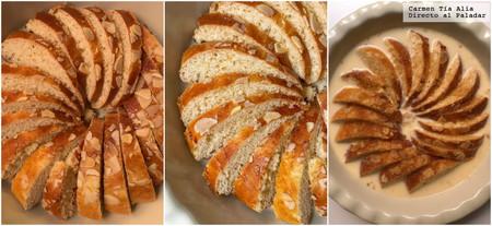 Paso A Paso Pudding Sencillo De Roscon De Reyes