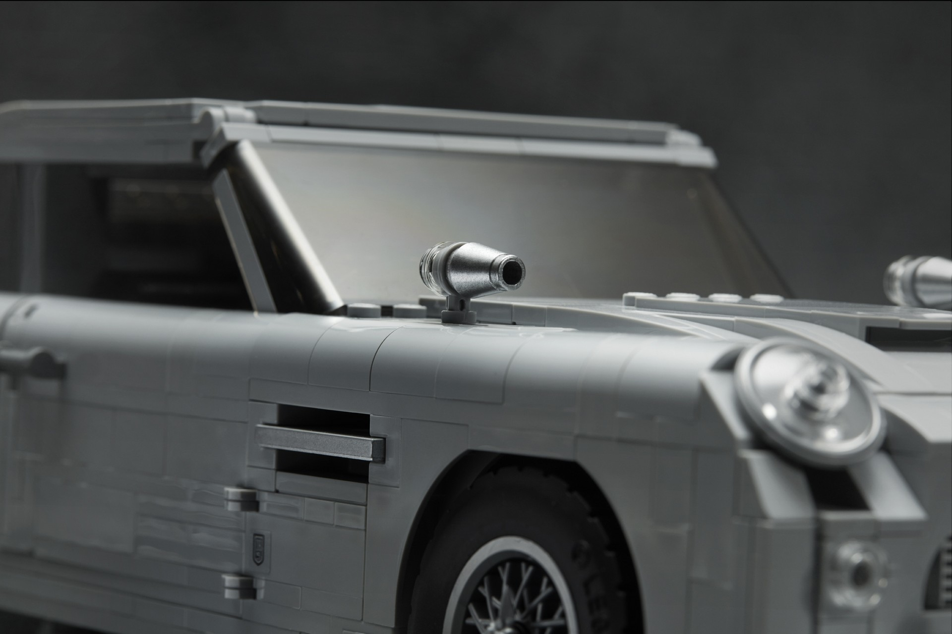 Foto de Aston Martin DB5 007 de LEGO (27/39)