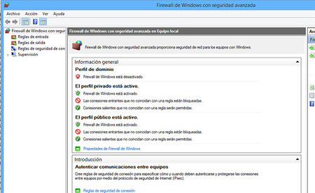Firewall de Windows