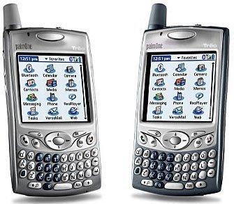 Treo 650, la nueva apuesta de PalmOne para el correo móvil
