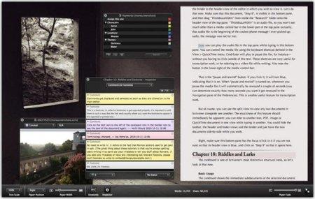 Tres Aplicaciones Que Ayudan En La Escritura De Un Libro O Novela En Mac