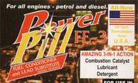 ¿Pastillas para ahorrar combustible? Power Pills te lo garantiza