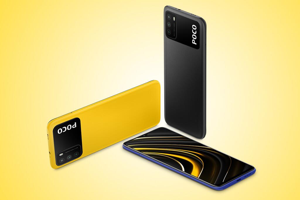 Xiaomi POCO M3: una batería enorme, cámara triple de 48 MP en el móvil más barato de POCO