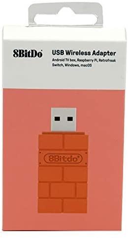 8Bitdo RET00102 Tarjeta y Adaptador de Interfaz Bluetooth