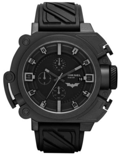 Diesel se atreve con un reloj de 'El Caballero Oscuro'