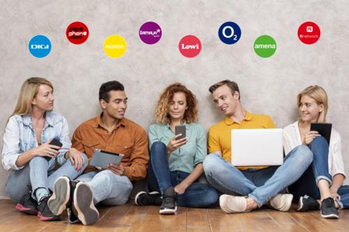 Los nuevos combinados de fibra y móvil de Lowi y O2 comparados con Pepephone, Amena, Digi y otros operadores baratos