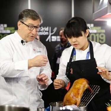 Cocina a baja temperatura, sin vacío: estas son las nuevas técnicas de cocción de Joan Roca