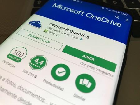 Si usas OneDrive en Android ahora podrás acceder a carpetas completas aunque no tengas conectividad
