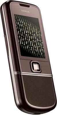 Nokia 8800 Arte y Sapphire Arte, móviles de lujo