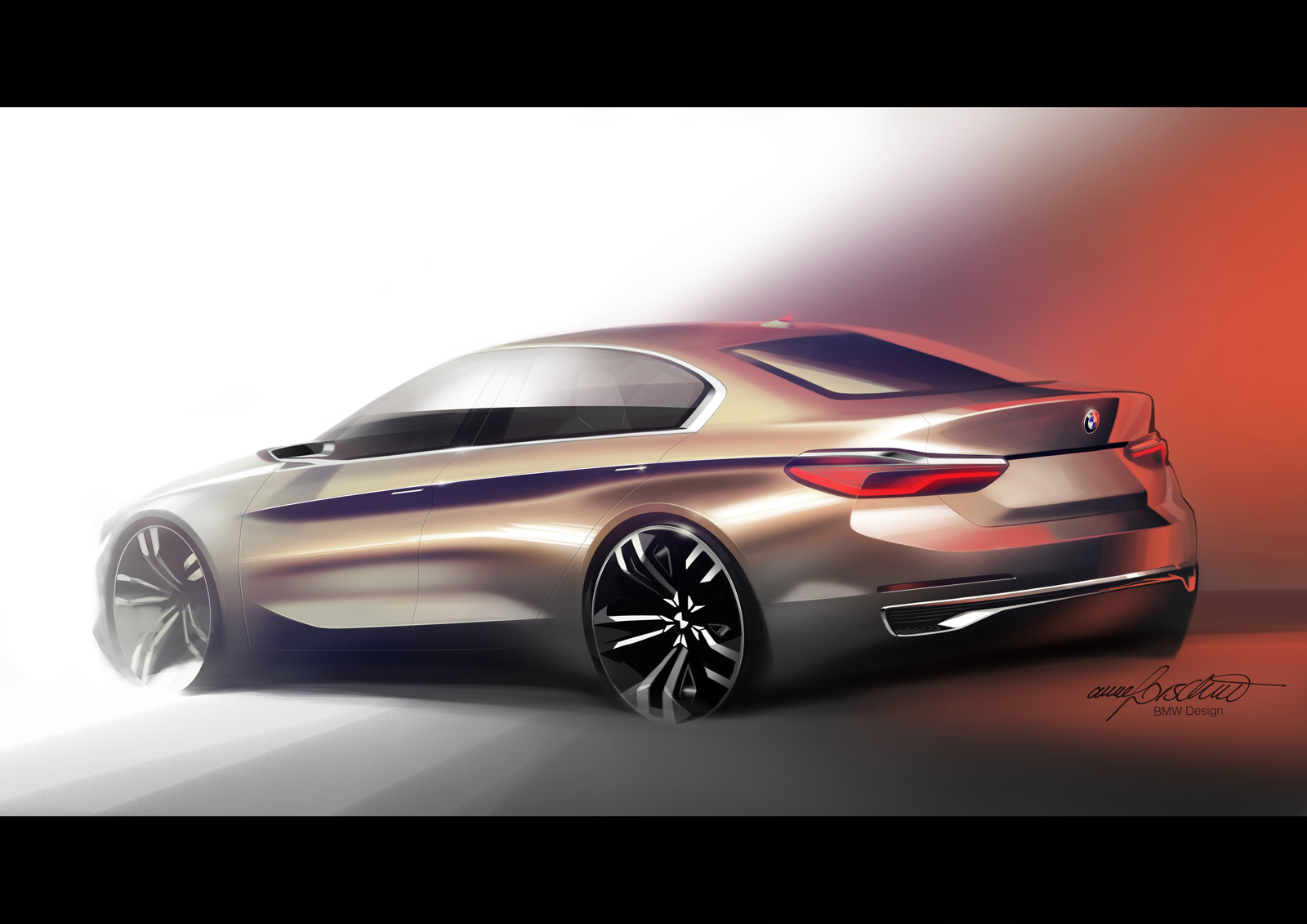 Foto de BMW Concept Compact Sedan (23/26)