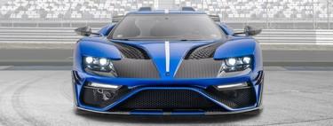 Ford GT Le Mansory, una bestia de más de 700 hp y limitada sólo a tres unidades