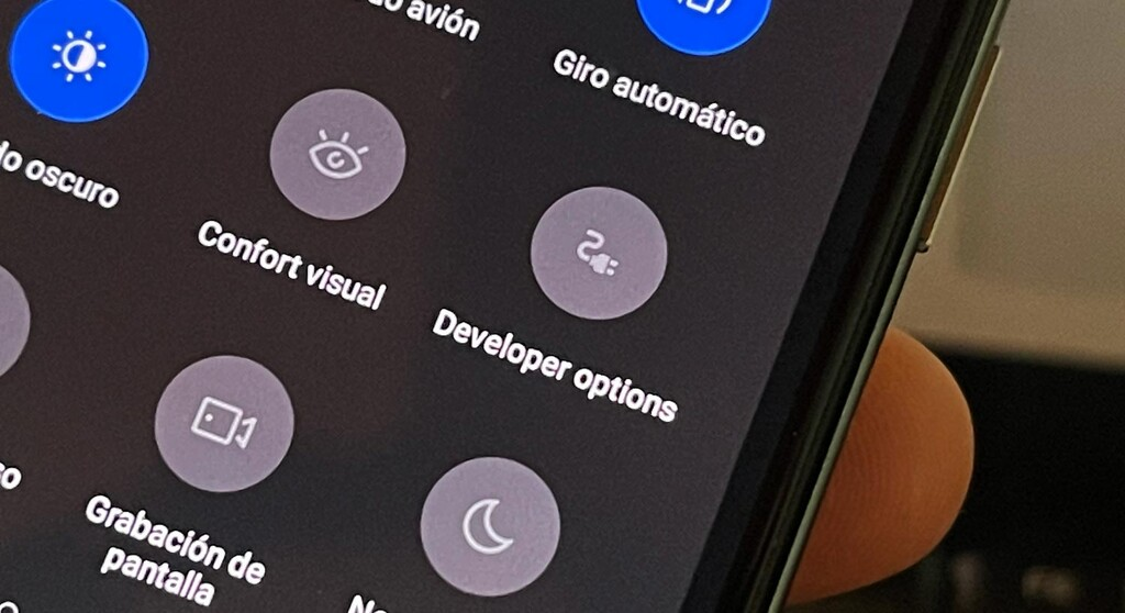 Accede a las opciones de desarrollador al instante con esta sencilla app