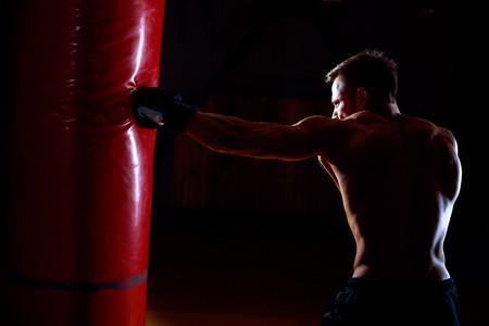 ¿Qué alimentación se necesita frente a una competencia de box?