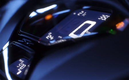 Honda Sh350i 2021 teaser