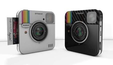 Polaroid se inspira en instragram con una cámara digital bastante retro