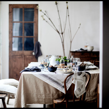 La colección más apetecible e informal de Zara Home se llama Linen Remix