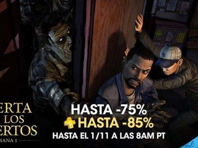 La Oferta de los Muertos con hasta 75% de descuentos en juegos de la PSN