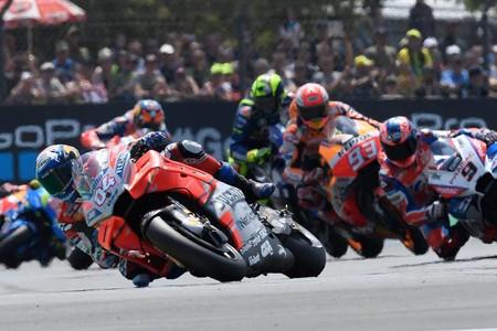 Andrea Dovizioso Gp Francia Motogp 2018 6
