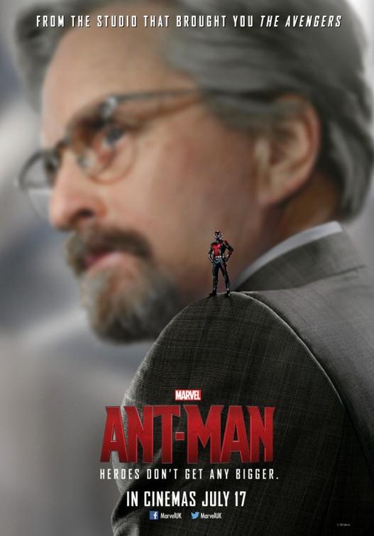 Foto de 'Ant-Man', últimos carteles (6/11)
