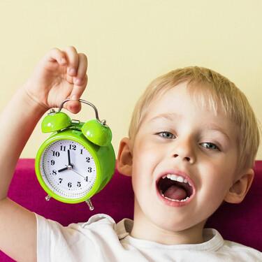 Cómo entienden los niños el concepto del tiempo