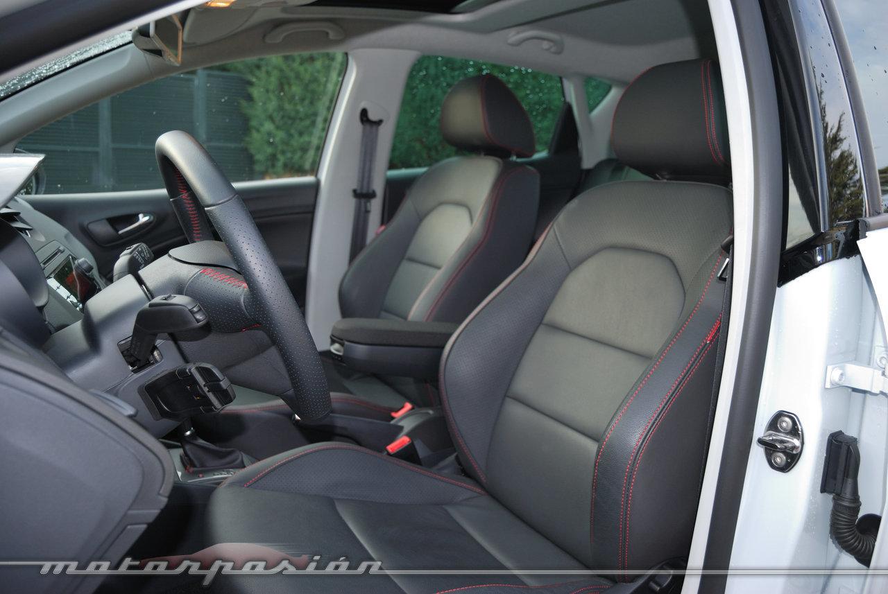 Foto de SEAT Ibiza 1.2 TSI FR (prueba) (16/33)