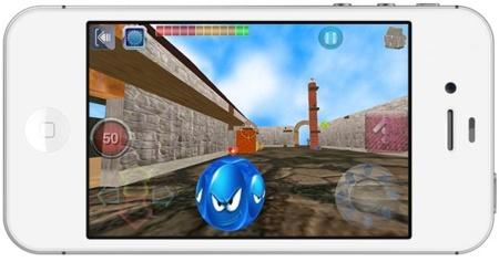 Gamesculpt 3D, una forma sencilla de crear tus propios juegos para iOS