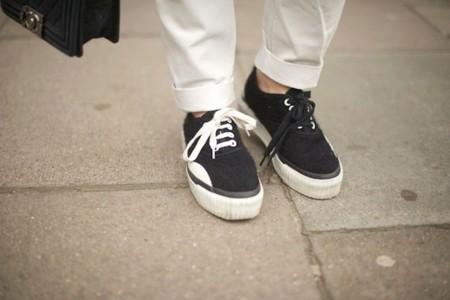 zapatillas pelo