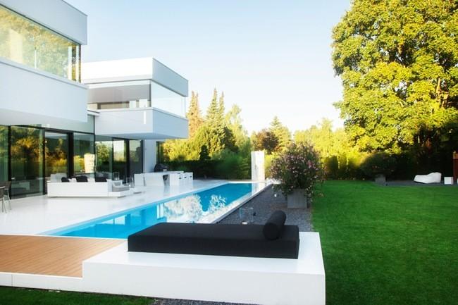 Piscinas muebles de exteriores y esculturas todo para el - Todo para piscinas ...