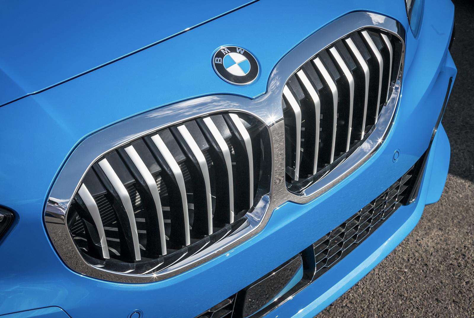 Foto de BMW 118i M Sport (lanzamiento) (17/23)