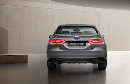 Toyota Camry Electric Hybrid 2021, precios para España