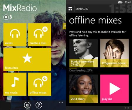 Mixradio 13appsoffline