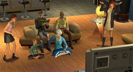 El delirante argumento de la película de 'Los Sims'