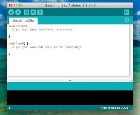 Entorno de programación Arduino