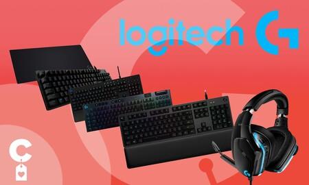 Teclados y auriculares gaming: las ofertas Logitech de la semana en Amazon