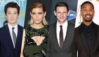 'Los 4 Fantásticos', Miles Teller, Kate Mara, Jamie Bell y Michael B. Jordan protagonizan el reboot