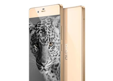 Nubia Z9, el nuevo smartphone sin marcos de ZTE