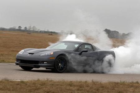 Hennessey Performance retoca el Chevrolet Corvette ZR1