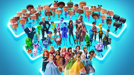 Disney Princess Ralph Breaks The Internet Wreck It Ralph 2 Characters