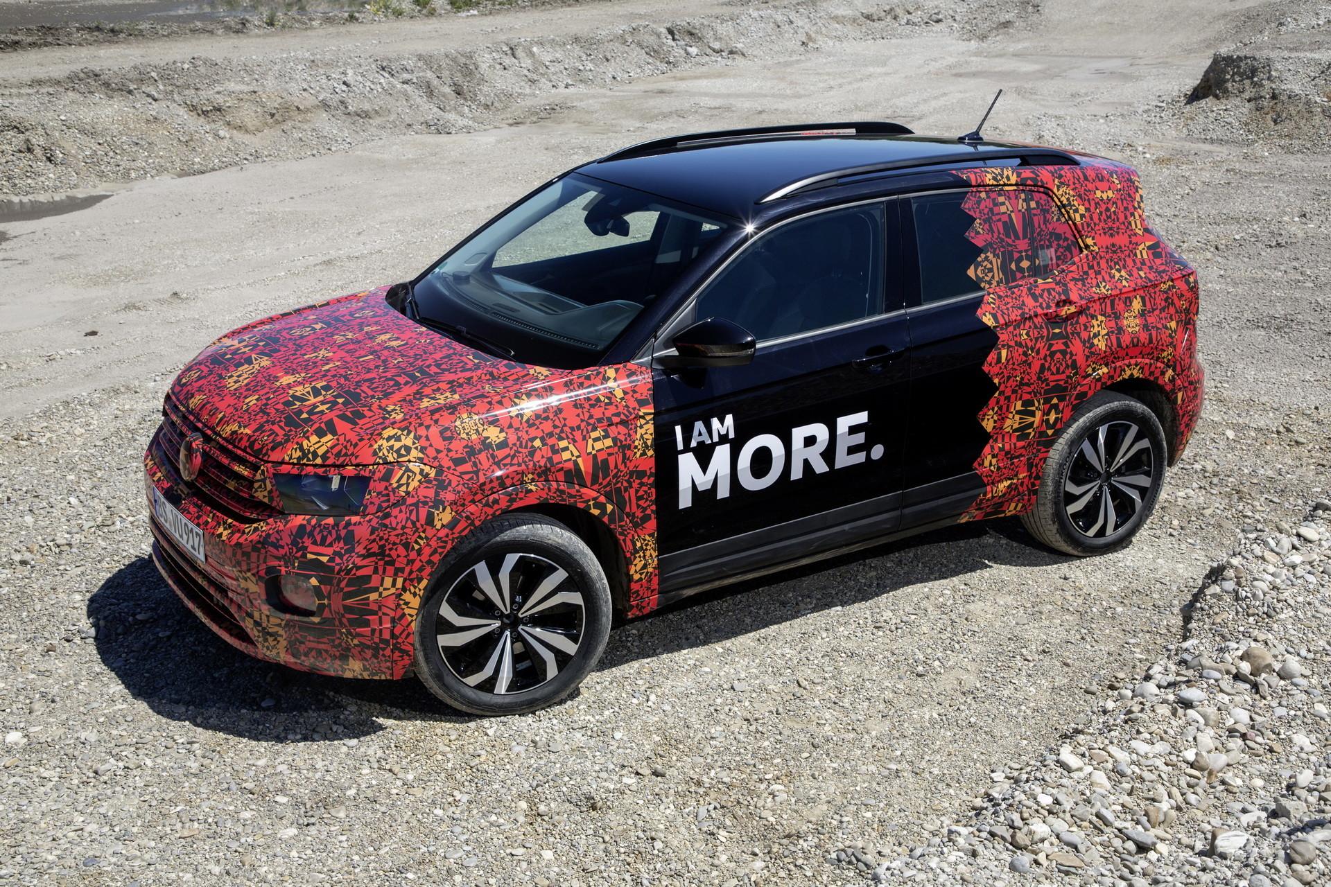 Foto de Volkswagen T-Cross (primeras imágenes) (28/28)