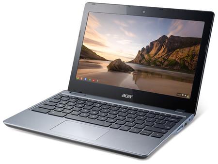 Acer se atreve con el primer Chromebook potenciado por un procesador Core i3