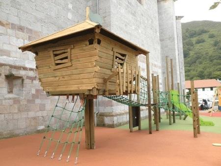 Avances e innovaciones en juegos infantiles y mobiliario urbano con el proyecto de Maderplay