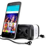El Alcatel Idol 4 con gafas VR al mejor precio en eBay: sólo 199 euros